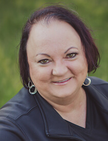 Head shot of dental assistant Kay